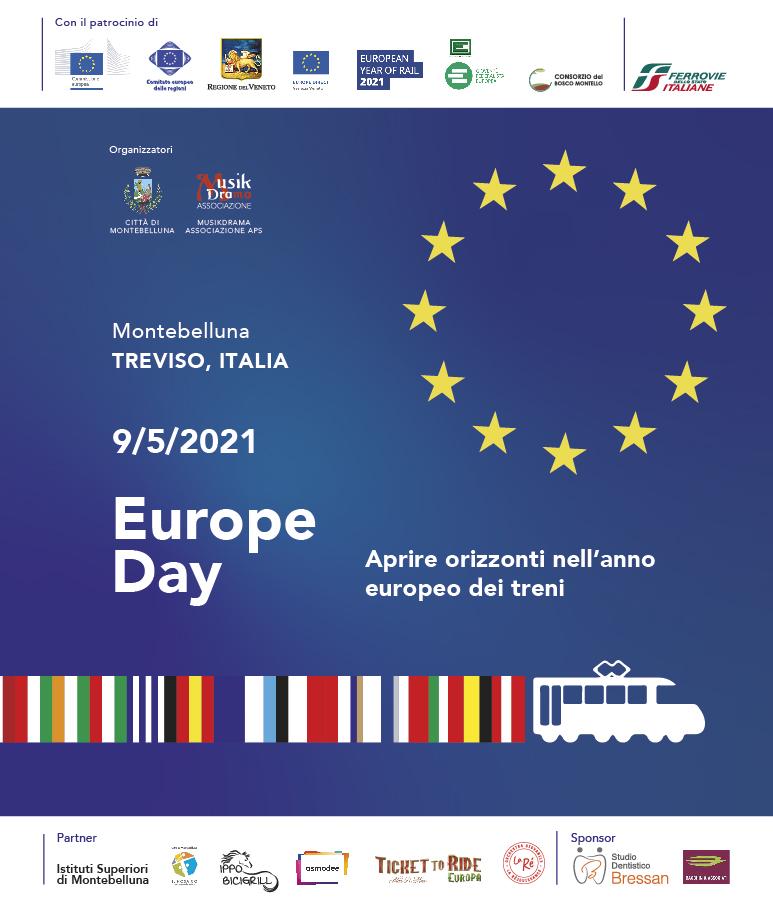 locandina dello Europe Day